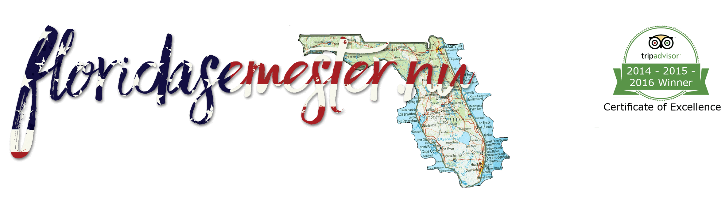 Floridasemester Logotyp