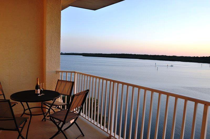 Sunset at Boca Ciega Resort #404