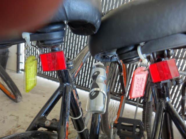 Bike tags