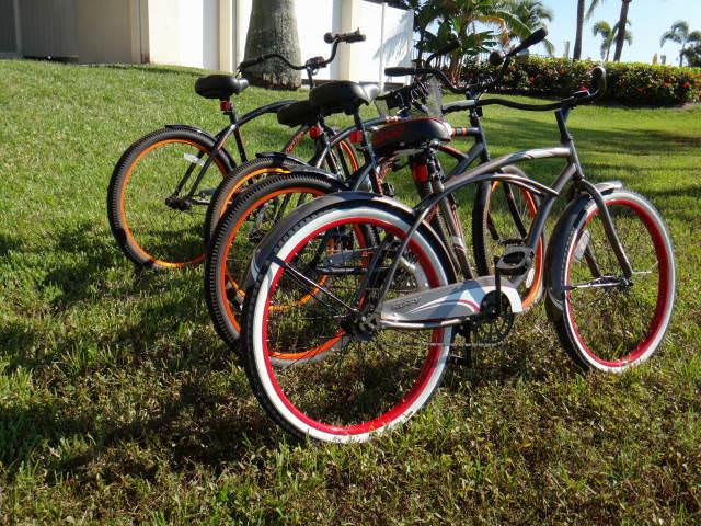 Forur bikes