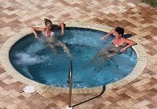 jacuzzi hot tub Boca ciega resortjacuzzi hot tub
