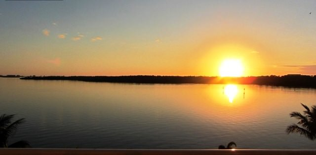 sunset 310